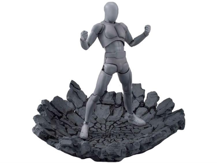 Tamashii Effect Rock Grey