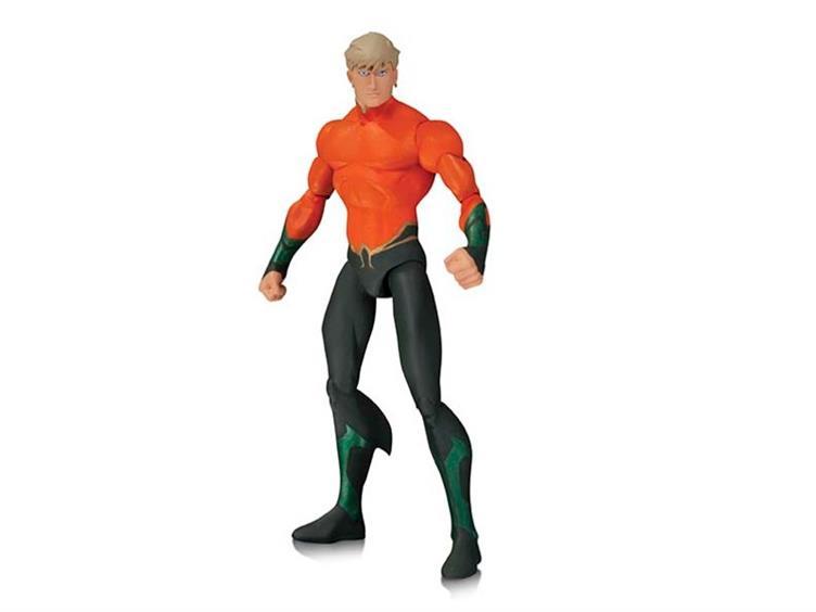 Justice League Throne of Atlantis Aquaman DC univers animé Movie Figure