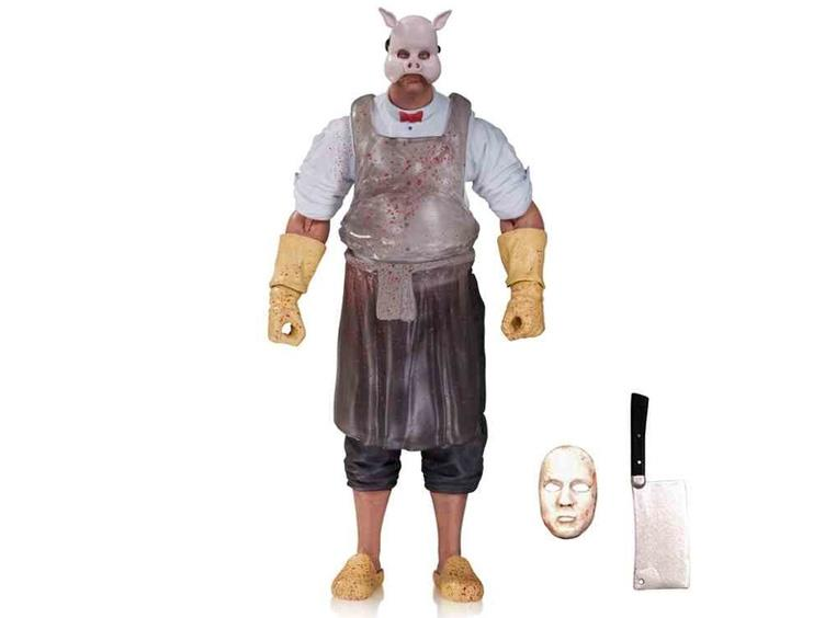 Batman Arkham Knight 10 Professeur Pyg figure DC Collectibles 35193