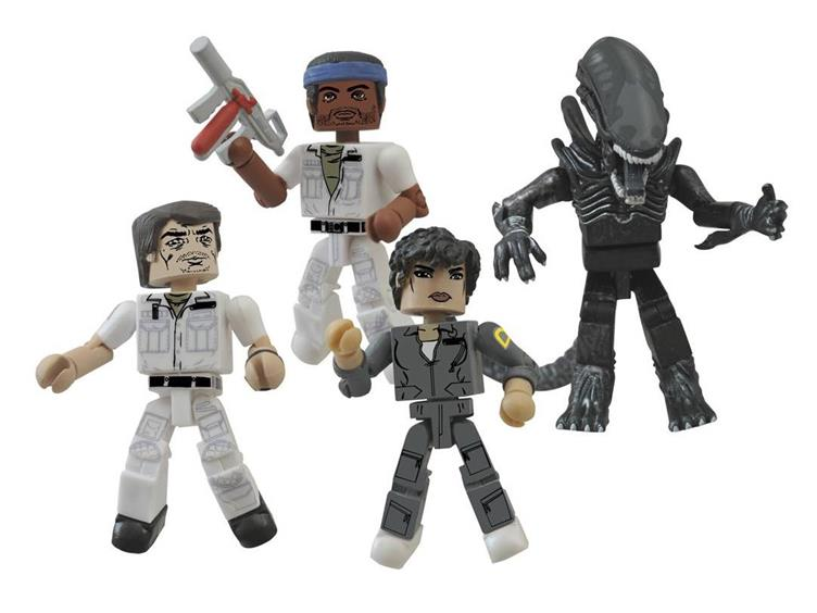 Parker Alien 35th Anniversary Minimates
