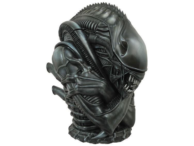 DIAMOND SELECT TOYS Aliens Alien Warrior Cookie Jar Diamond Comic Distributors AUG152314
