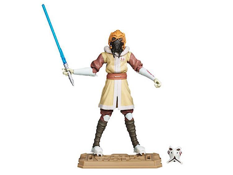 Star Wars Clone Wars Plo Koon Hasbro