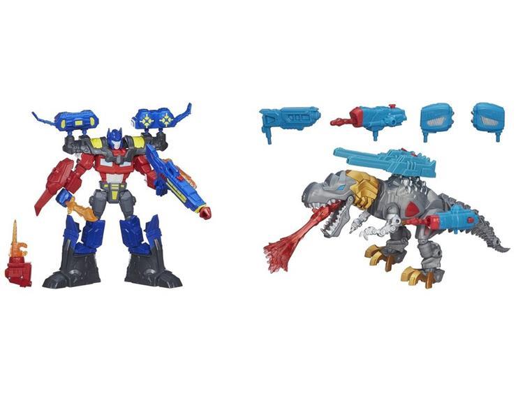 Hasbro Transformers Hero Mashers Electronic Grimlock Action figure Brand New!