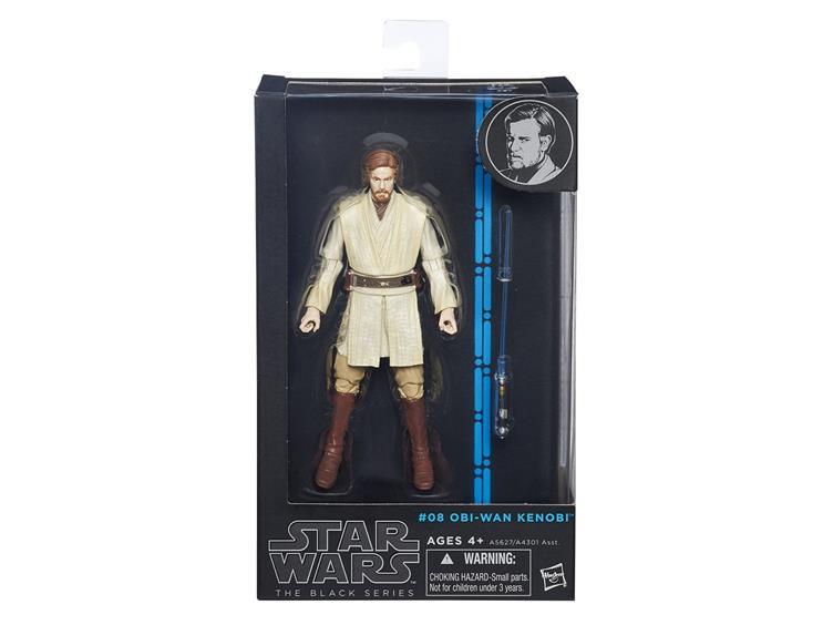 Star Wars The Black Series 6 Obi Wan Kenobi Revenge Of The Sith