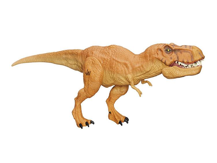 The Plasticozoic Era — Dilophosaurus (Jurassic Park, Kenner)