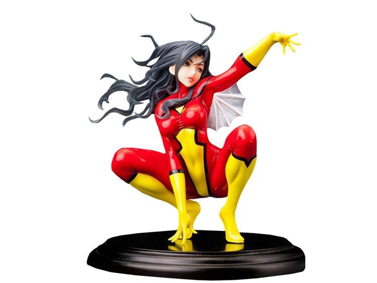 Marvel Galerie spider-woman statue