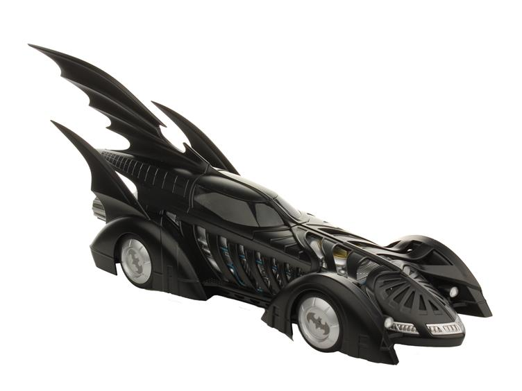 Batman Forever 1995 Heritage Edition Hot Wheels Batmobile 1//18