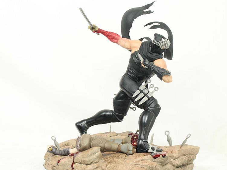 Ninja Gaiden 3 Ryu Hayabusa 1 6 Scale Statue