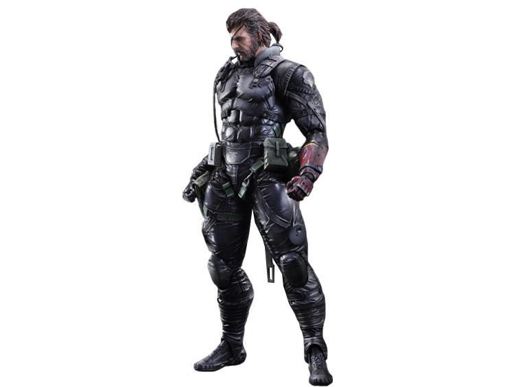 Metal Gear Solid V The Phantom Pain: Play Arts Kai 11
