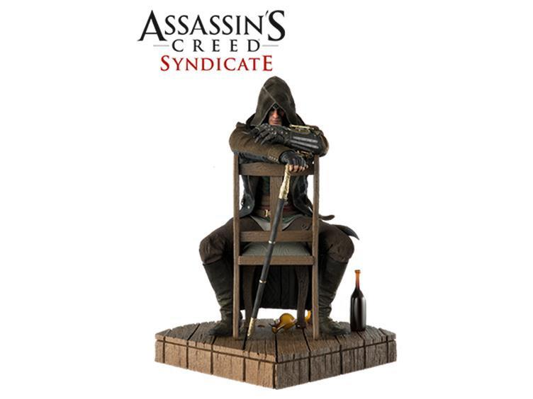 Assassin S Creed Syndicate Premier Scale Statue Jacob Frye