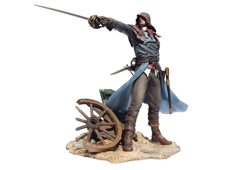 Assassin S Creed Unity Statue Arno The Fearless Assassin