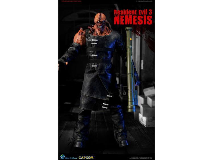 Resident Evil Nemesis 1 6 Scale Figure