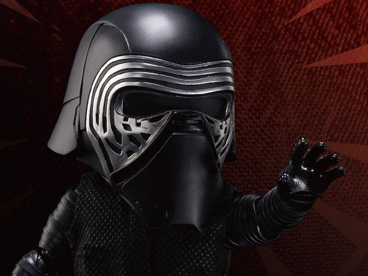 """EGG ATTACK EAA-017 STAR WARS THE FORCE AWAKENS KYLO REN 6/"""" ACTION FIGURE"""