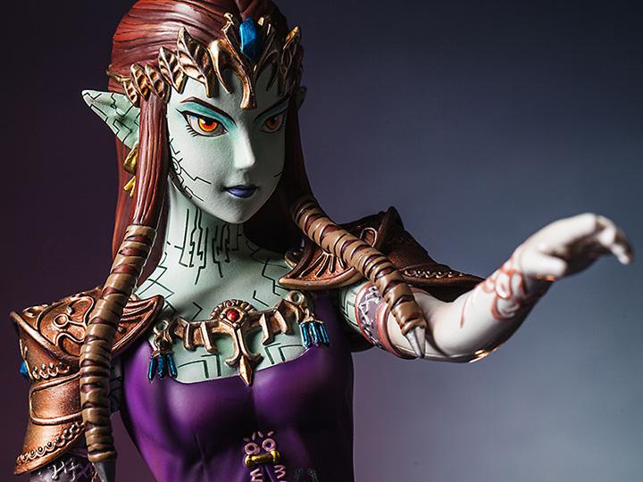 Legend Of Zelda Twilight Princess 1 4 Scale Master Arts