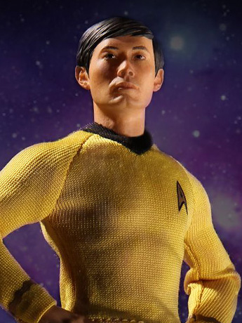 Star Trek One:12 Collective Hikaru Sulu