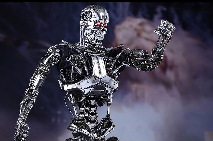 терминатор фото всех роботов что