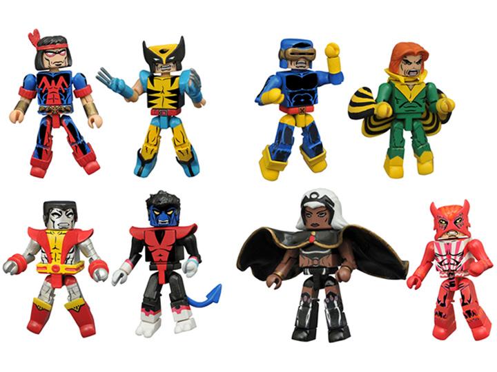 Marvel Minimates Series 68 Giant-Size X-Men Wolverine