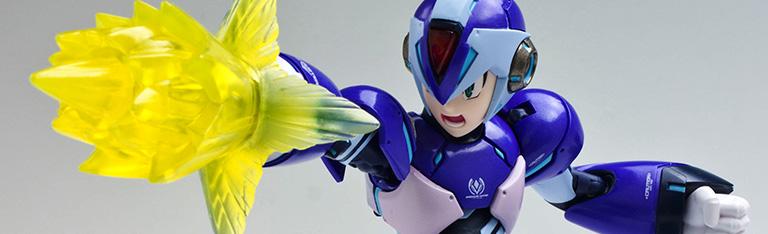Mega Man X Designer Series Mega Man X