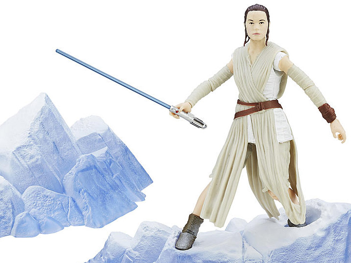 Starkiller Base New Star Wars The Black Series Rey 6-inch Exclusive