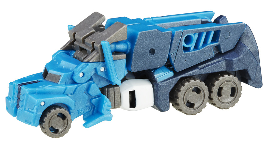 Transformers Robots In Disguise Blizzard Strike Optimus Prime Action Figure