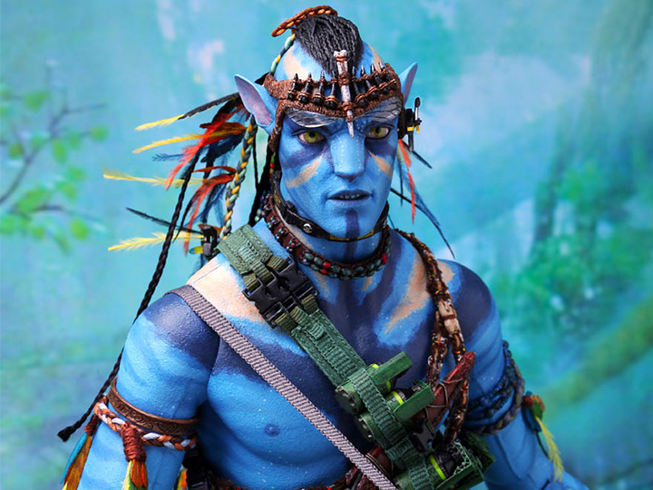 Avatar Mms159 Jake Sully 1 6th Scale Collectible Figure
