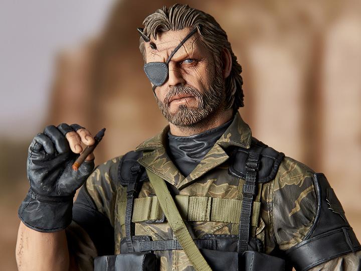 1//6 Scale Toy Phantom légende Ismael Snake Metal Gear Noir Bottes De Combat Peg type