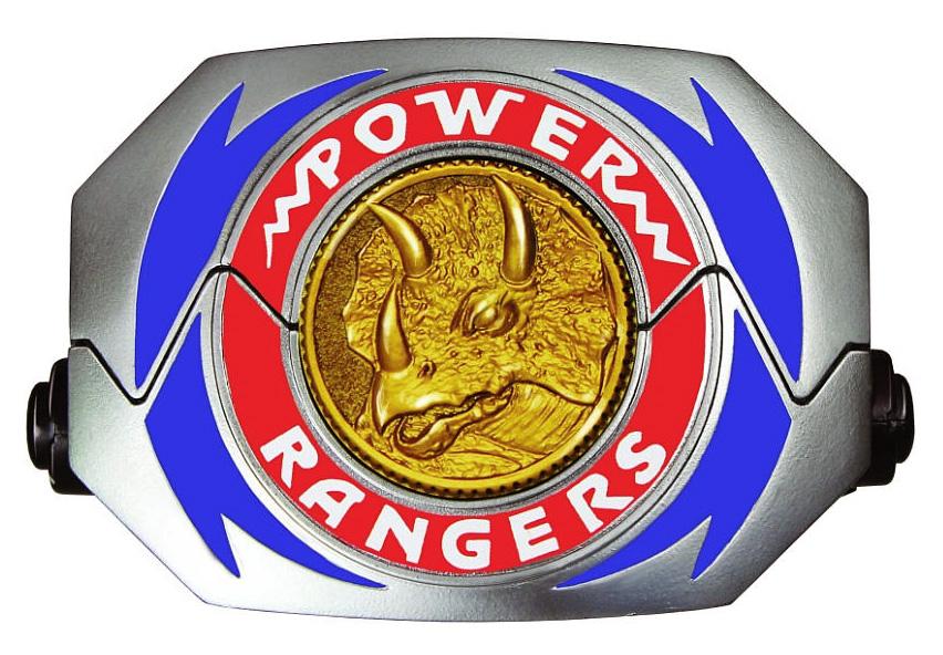 Mighty Morphin Power Rangers Legacy Edition Black Morpher Helmet Display Set
