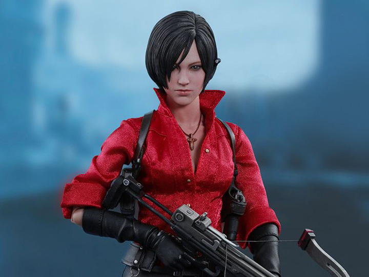 sniper rifle 1//6 Scale Hot Toys VGM21 Resident Evil 6 Ada Wong