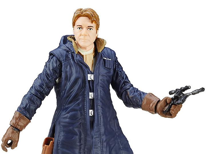 """USA RARE! Star Wars TFA The Black Series 3.75/"""" Han Solo Starkiller Base NEW"""