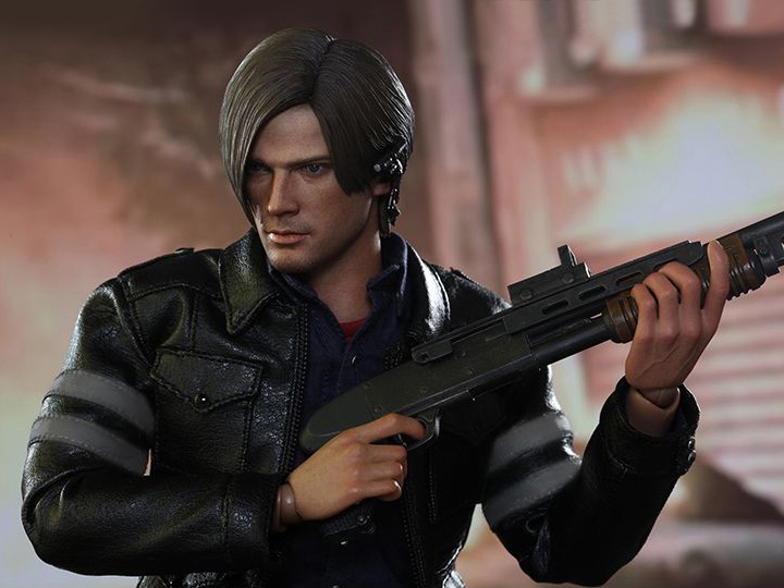 Resident Evil 6 Vgm22 Leon S Kennedy 1 6th Scale