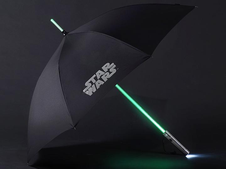 Star Wars Luke Skywalker Lightsaber Umbrella