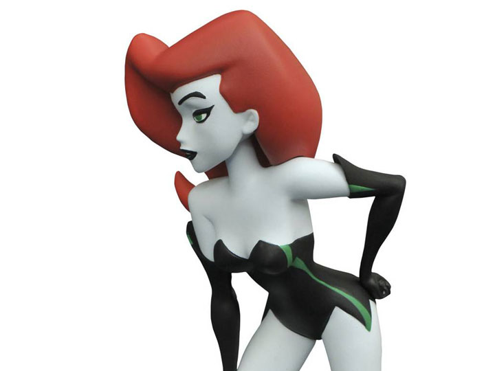Poison Ivy Figure Batman TAS New Adventures Diamond Select