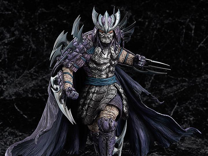 Tmnt Shredder Pvc Statue