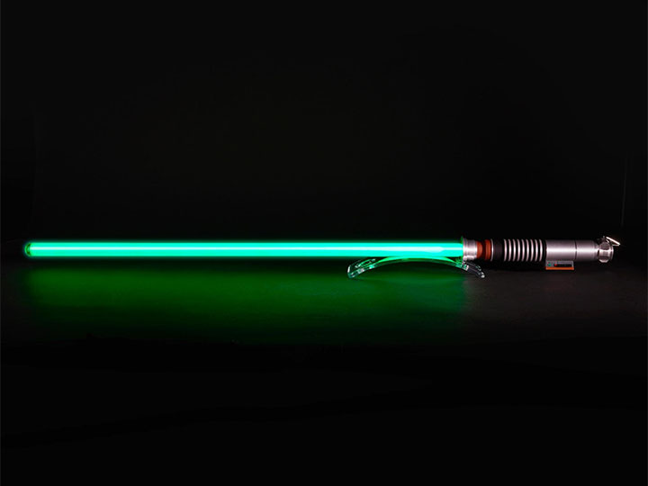 Star Wars The Black Series Luke Skywalker Return Of The Jedi Force Fx Lightsaber
