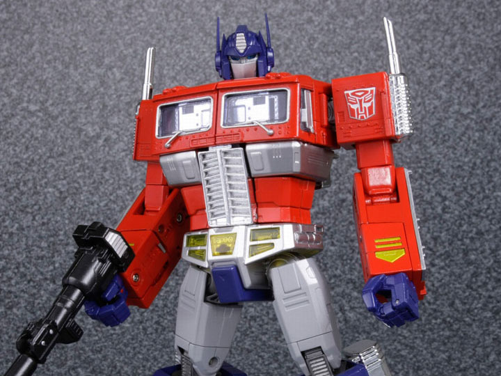 TAKARA TOMY Transformers Masterpiece MP-10 Optimus Prime Action Figure In Stock
