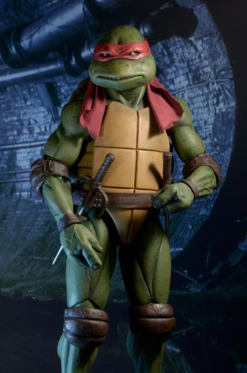 Tmnt 1990 Movie Raphael 1 4 Scale Figure