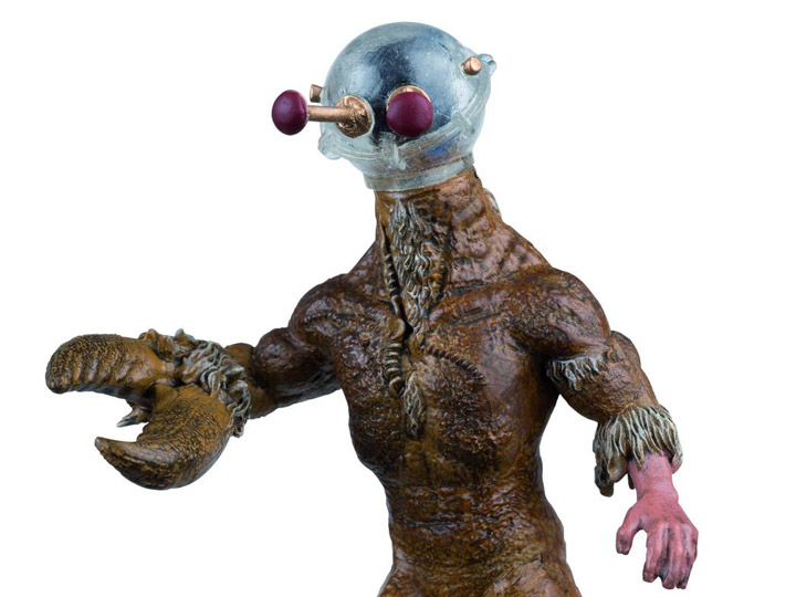 Morbius Dr Who >> Doctor Who Figure Collection 028 Morbius Monster