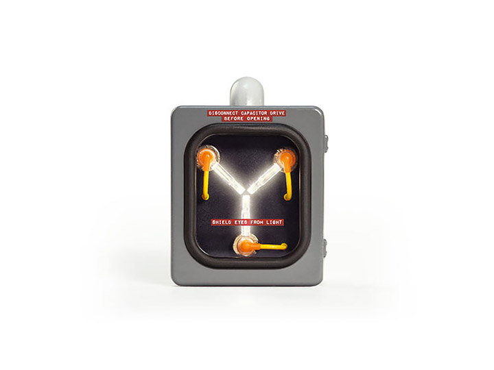 Back To The Future Mini Flux Capacitor Standard Edition