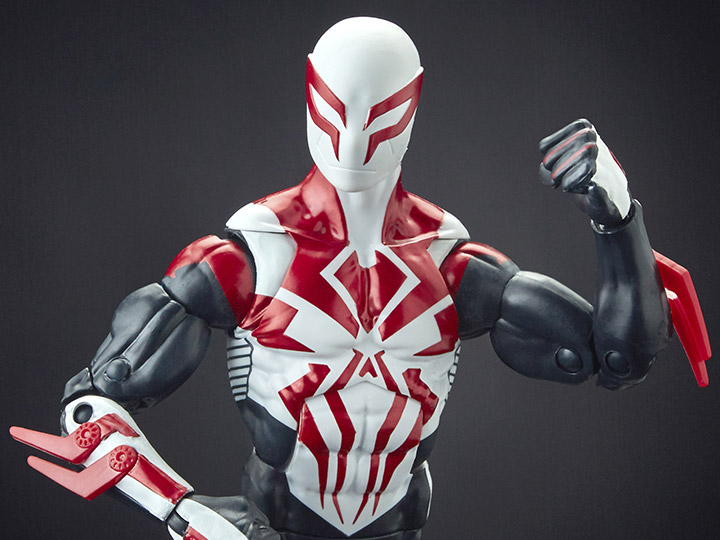 Marvel Spider-Man 6-inch Legends Series Multiverse Spider-Men Spider-Man 2099