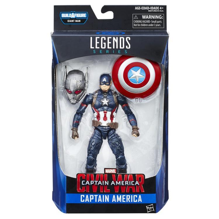 Marvel Legends BAF Giant Man Torso Hasbro Civil War