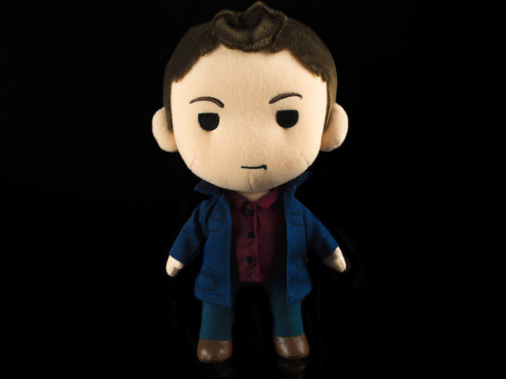 Supernatural Q-pals Plush Sam Winchester BRAND NEW