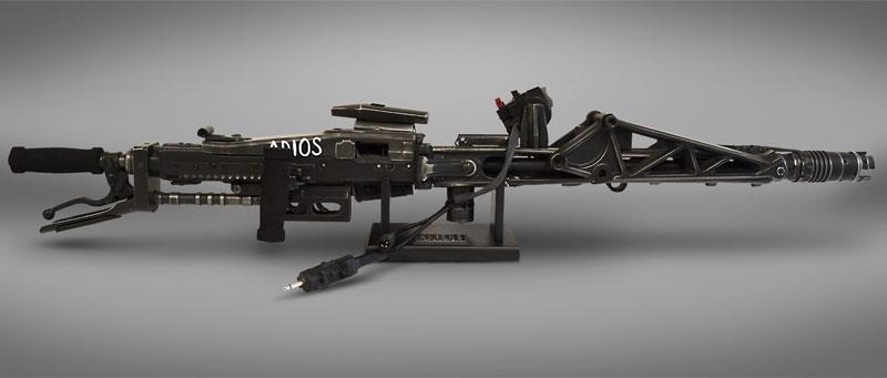 M56 Smart Gun Human Item Aliens Predator CCG Premiere
