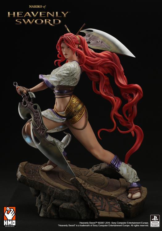 Heavenly Sword Gaming Legends Nariko