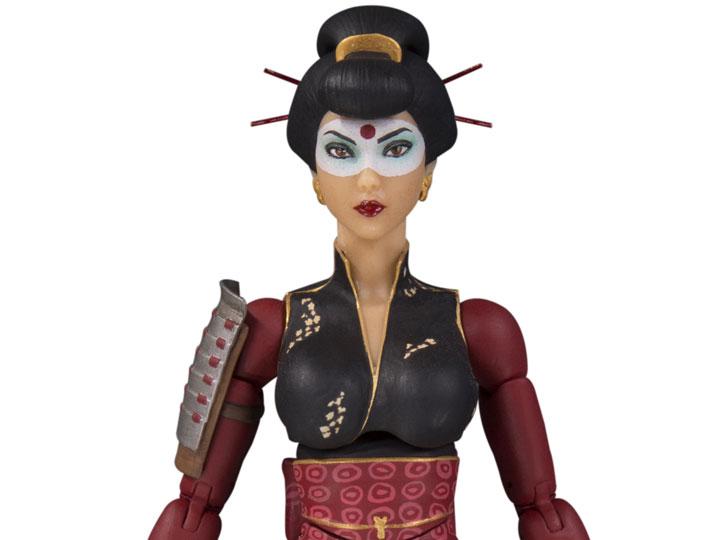 DC Comics-Designer Series-Bombshells-KATANA Action Figure