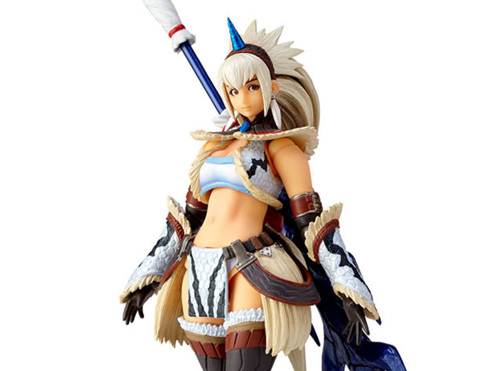 Monster Hunter Vulcanlog 020 Monhun Revo Hunter Female