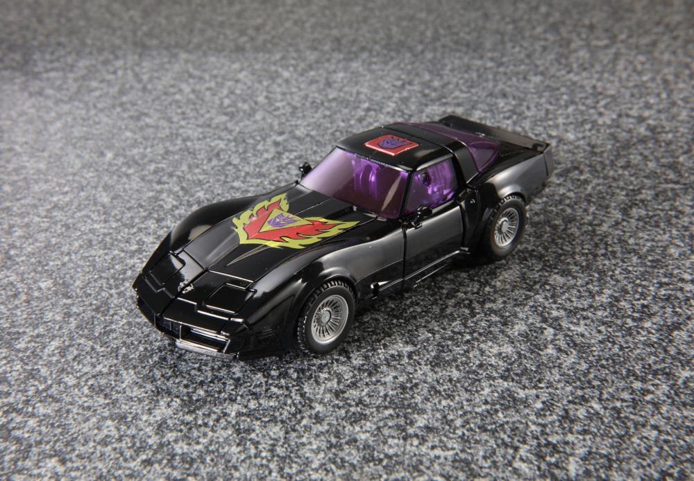 Transformers Takara Masterpiece MP-25L Loudpedal Corvette Action Figures Car Toy