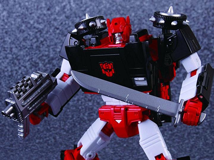 Sideswipe Transformers Masterpiece MP-12