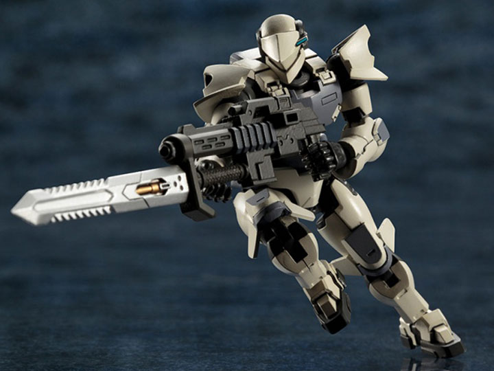 Governor Armor Type Pawn A1 1//24 Plastic Model Kit KOTOBUKIYA