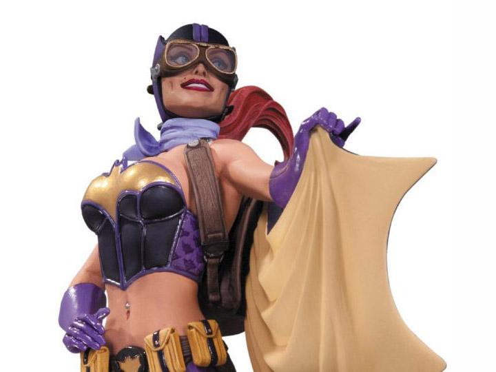 DC Comics Bombshells Batgirl Statue Limited Edition Figure NEW