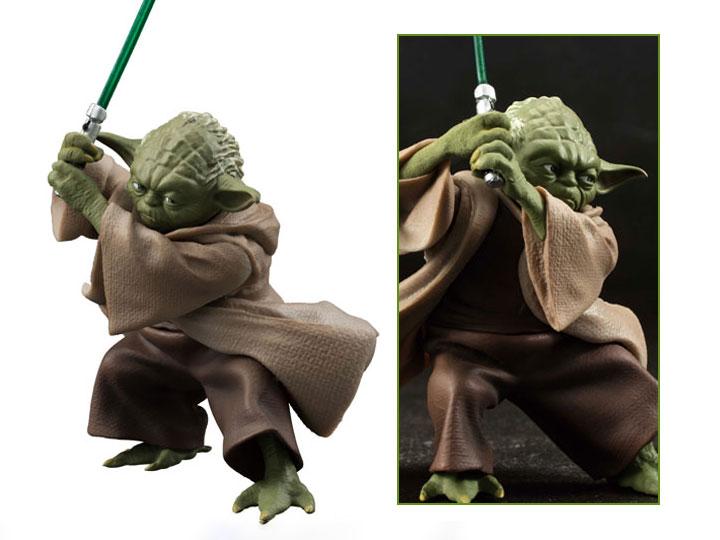 Star Wars Yoda Premium 1//10 Scale Figure Sega